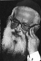 Chief Rabbi of Ireland, Rabbi Isaac Herzog